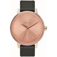 Unisex Nixon The Kensington Leder Packung Uhren