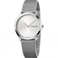 Damen Calvin Klein Minimal Watch K3M221Y6