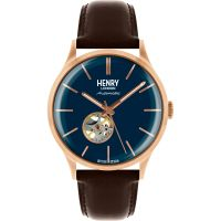 Herren Henry London Heritage Watch HL42-AS-0278