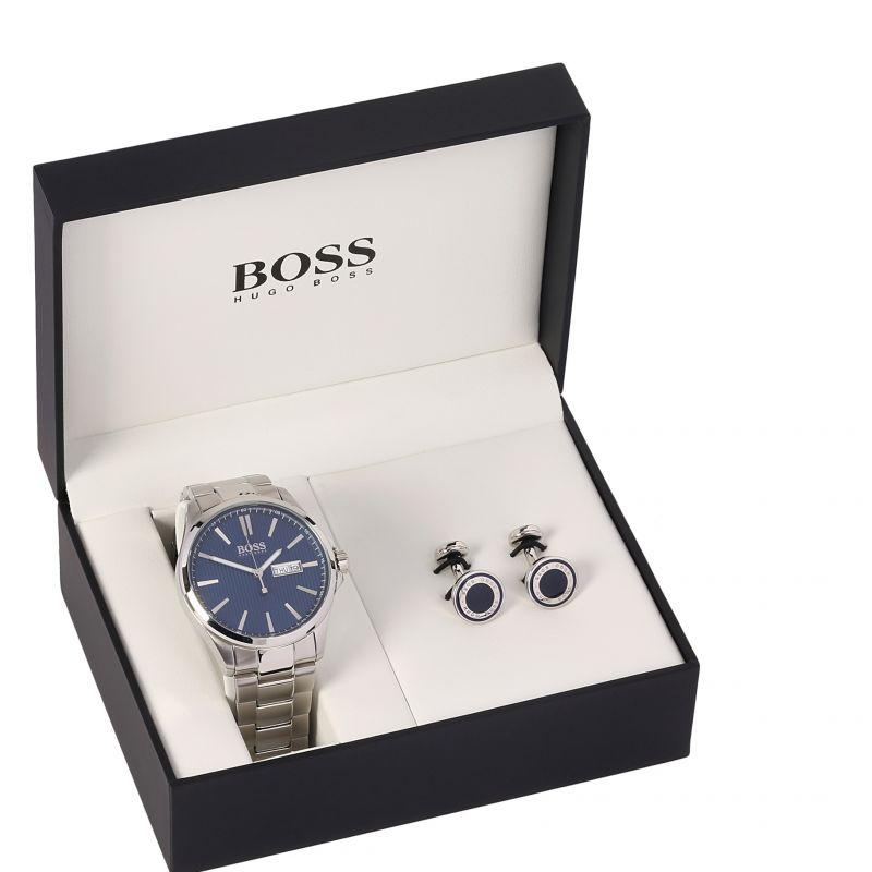 Herren Hugo Boss Gift Set Watch 1570059