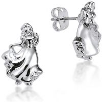 femme Disney Couture Snow White Stud Earrings Watch DSE341