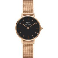 Daniel Wellington Classic Petite 28 Melrose Black WATCH