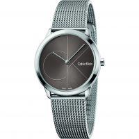 Damen Calvin Klein Minimal Watch K3M22123