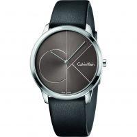 Unisex Calvin Klein Minimal Watch K3M211C3