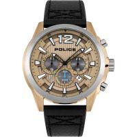 Herren Police Chronograph Watch 95035AEU/53
