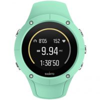 Unisex Suunto Spartan Trainer Wrist HR Bluetooth GPS Alarm Chronograph Watch SS022670000