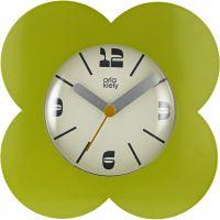 Wanduhr Orla Kiely Clocks Moss Clock OK-ACLOCK02