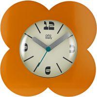 Wanduhr Orla Kiely Clocks Geranium Clock OK-ACLOCK04