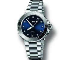 femme Oris Aquis Watch 0173377314195-0781805P