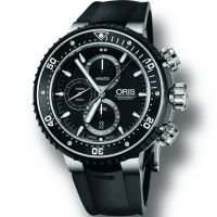 Herren Oris Pro Diver Chronograph Watch 0177477277154-SET