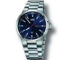 Herren Oris Williams Day-Date Watch 0173577404155-0782450S