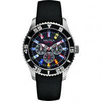 Herren Nautica NST07 Flag Watch A12626G