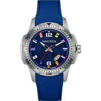 Herren Nautica NCS16 Flag Watch NAI13515G