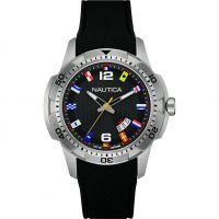 Herren Nautica NCS16 Flag Watch NAI13517G