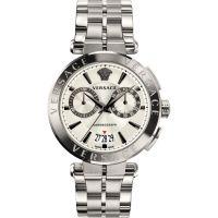 Herren Versace V-Racer Chronograf Uhren