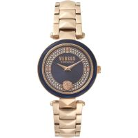 Damen Versus Versace Covent Garden Crystal Watch SPCD270017