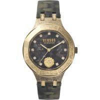 Damen Versus Versace Laguna City Camouflage Watch SP35020017