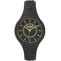 Unisex Versus Versace Fire Island Glitter Watch SPOQ160017