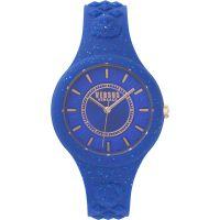 Unisex Versus Versace Fire Island Glitter Watch SPOQ190017