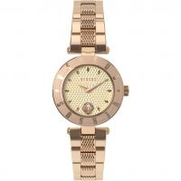Ladies Versus Versace Logo Watch