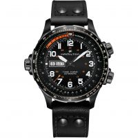 Mens Hamilton Khaki X-wind Watch