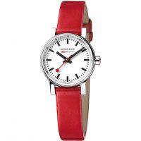 femme Mondaine Swiss Railways Evo2 Petite Watch MSE26110LC