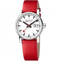Damen Mondaine Swiss Railways Evo2 30 Watch MSE30210LC