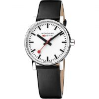 unisexe Mondaine Swiss Railways Evo2 35 Watch MSE35110LB