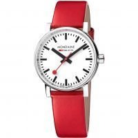 unisexe Mondaine Swiss Railways Evo2 35 Watch MSE35110LC