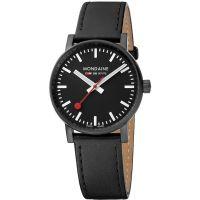 unisexe Mondaine Swiss Railways Evo2 35 Watch MSE35121LB