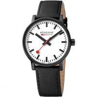 homme Mondaine Swiss Railways Evo2 40 Watch MSE40111LB