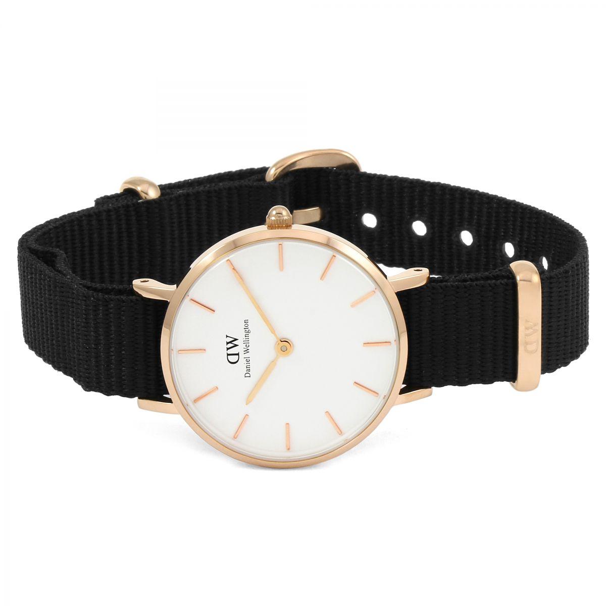b69f3413139a Damen Daniel Wellington klassisch Petite 28 Cornwall Uhren .