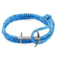 Anchor & Crew Blue Noir Admiral Bracelet JEWEL AC.SI.AD11