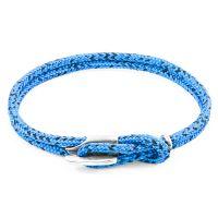 Anchor & Crew Blue Noir Padstow Bracelet JEWEL AC.DO.PA11