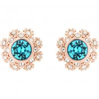 Ted Baker Jewellery Seraa Crystal Daisy Lace Stud Earrings JEWEL TBJ1584-24-280
