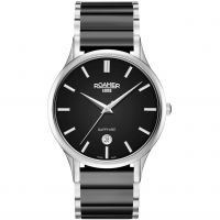 Unisex Roamer C-Line Ceramic Watch 657833415560