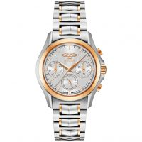 Damen Roamer SeArock Chronograph Watch 203901491520