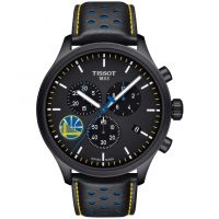 Tissot Chrono XL NBA Golden State Warriors Herrkronograf Svart T1166173605102