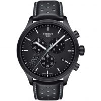 Herren Tissot Chrono XL NBA San Antonio Spurs Chronograph Watch T1166173605104