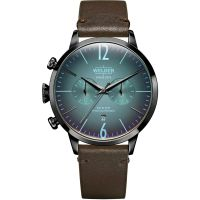 Unisex Welder The Moody 42mm Dual Time Watch K55/WWRC207