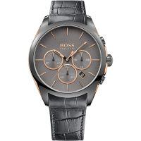 Herren Hugo Boss Onyx Chronograf Uhren