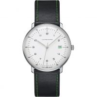 Mens Junghans Max Bill Graphisce Reihen 2018 Edition Watch