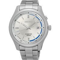 Mens Seiko Kinetic Watch