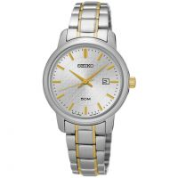 Ladies Seiko Dress Watch SUR745P1