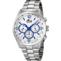 Herren Lotus Chronograph Watch L18152/3