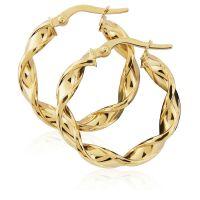 Jewellery Twist Earrings JEWEL
