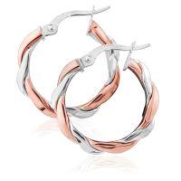 Jewellery Hoop Earrings Watch ER919