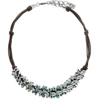 Ladies UNOde50 Silver Plated La Siembra Necklace