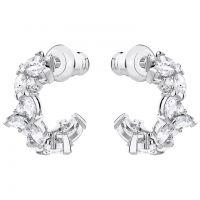 femme Swarovski Jewellery Lady Hoop Earrings Watch 5390189