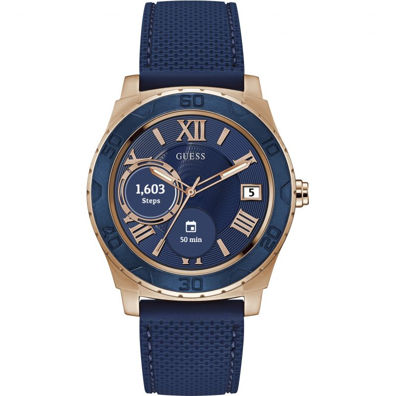 Reloj Cronógrafo para Unisex Guess Connect Android Wear Bluetooth C1001G2